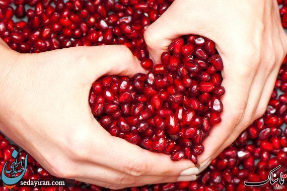تاثیر بی نظیر و باورنکردنی انار بر سلامتی