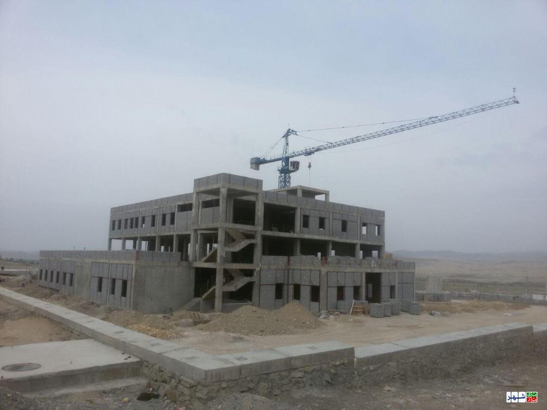 احداث بیمارستان ۶۴ تختخوابی در مراوه تپه