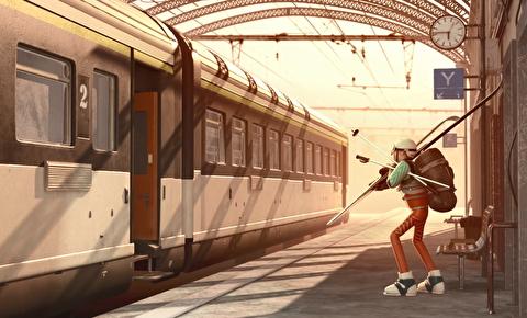 انیمیشن کوتاه شوس