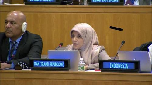 دیپلمات ایران: کشورم هدف جنگ رسانهای است