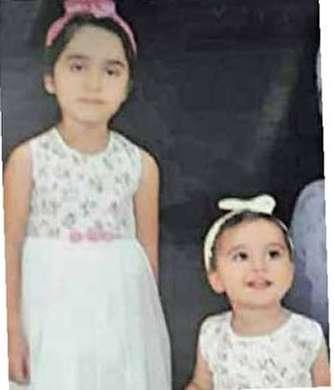مرگ غم انگیز دو خواهر کوچولو در بیمارستان