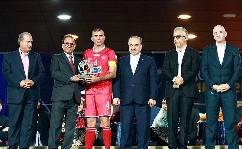 شش برش از فینال لیگ قهرمانان آسیا در ورزشگاه آزادی؛ از علی پروین تا شیخ سلمان