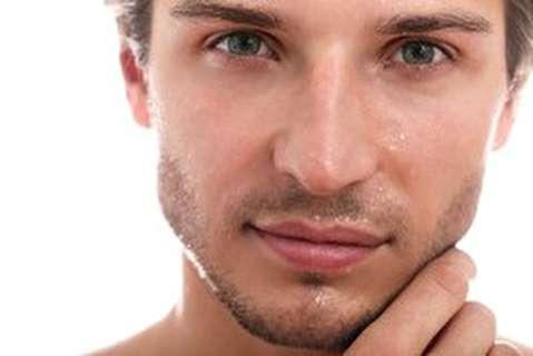 پنج روش برای بهبود پوست مردان
