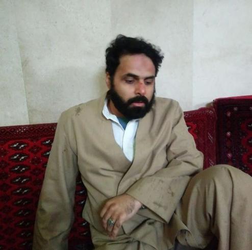 حمله افراد ناشناس به مهدی صدرالساداتی