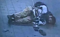 لحظه انفجار بمبگذار انتحاری در نیویورک
