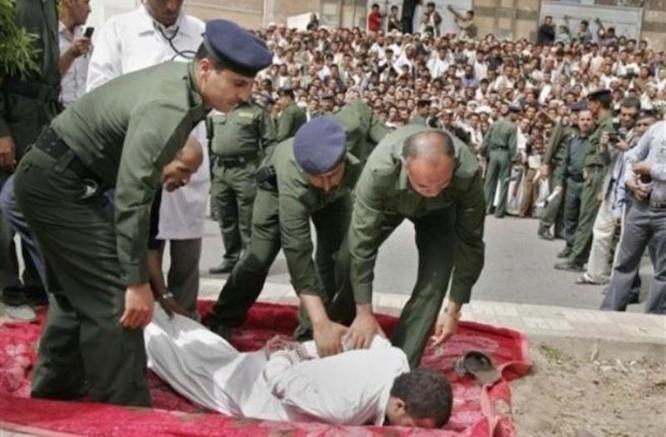 اعدام شهروند سعودی برای مخالفت با حکام آلسعود