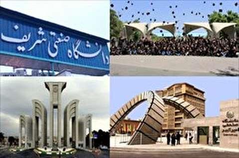 دانشگاههای ایران در کجای رتبهبندی جهانی قرار دارند