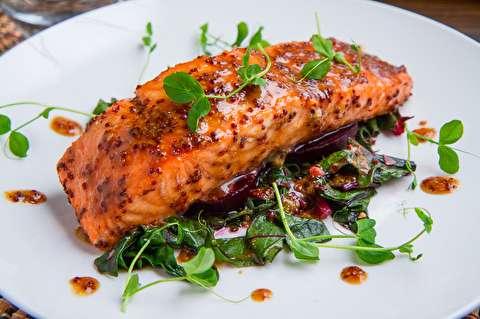 دستور پخت ماهی سالمون