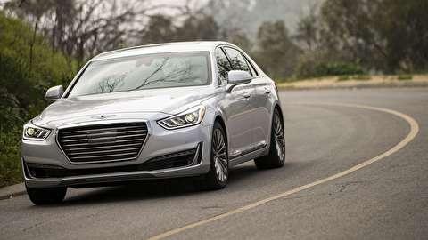 نقد و بررسی خودرو جنسیس جی90 مدل 2017