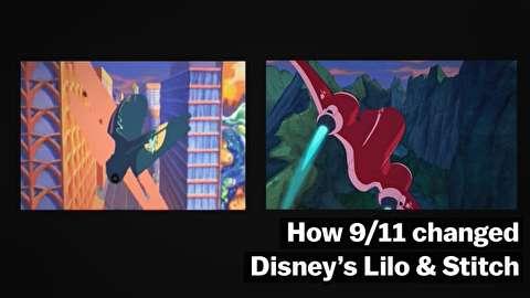 تاثیر حادثه 11 سپتامبر روی انیمیشن کودکان