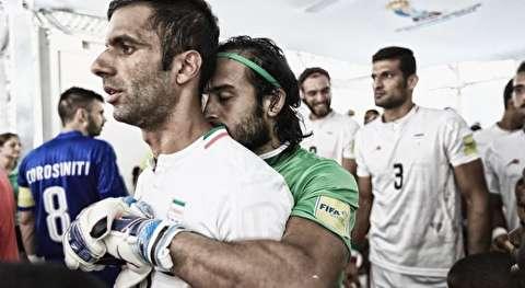 مصائب ملیپوشان فوتبال ساحلی ایران