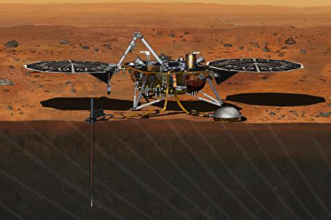 چرا ناسا مته 850 میلیون دلاری به مریخ میفرستد؟