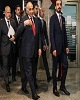 نخستوزیر جدید عراق و ۱۴ وزیر کابینهاش در پارلمان...