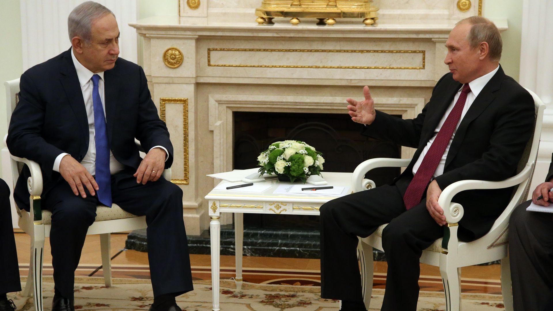 پیشنهاد روسیه برای خروج نیروهای ایرانی از سوریه در ازای برداشته شدن تحریم ها