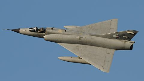 جنگنده داسو میراژ 3، رهگیر سبک فرانسوی