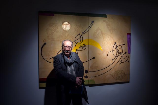 حقیقی دبیر جشنواره هنرهای تجسمی فجر