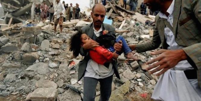 جنگ یمن هر ۳ساعت جان یک غیرنظامی را میگیرد