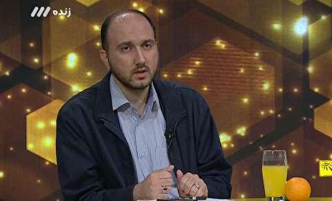 حرفهای فردوسی پور و مدیر شبکه سه