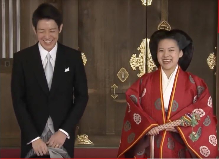 شاهزاده ژاپنی جایگاه سلطنتی را از دست داد!