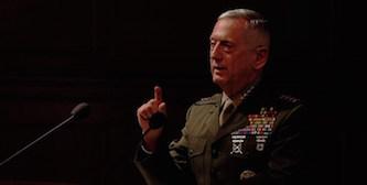 وزیر دفاع آمریکا: اسد باید از قدرت کنار گذاشته شود