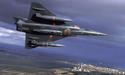 داسو میراژ 4 بمب افکنی برای حمله اتمی