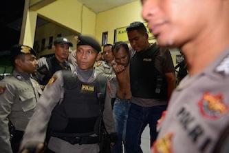 فرار گروهی ۱۱۳ زندانی از یک زندان در غرب اندونزی