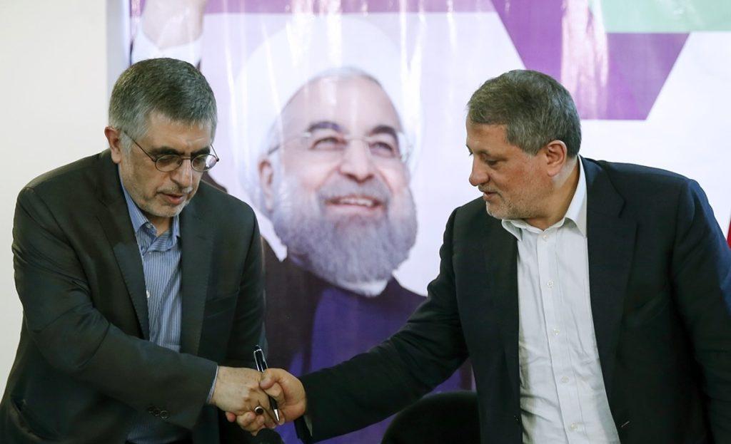 اصلاحطلبان یکییکی دور روحانی را خلوت میکنند/ کارگزاران همچنان دنبال تحقق رویای 74