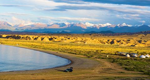 طبیعت بکر قرقیزستان در قاب 4K