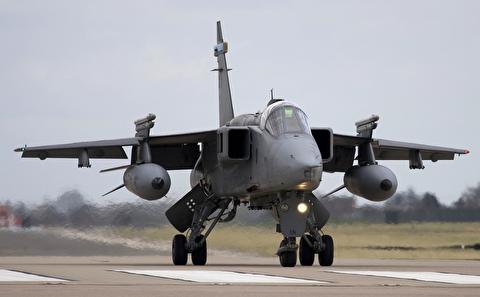 جنگنده تهاجم زمینی سپکت جگوار