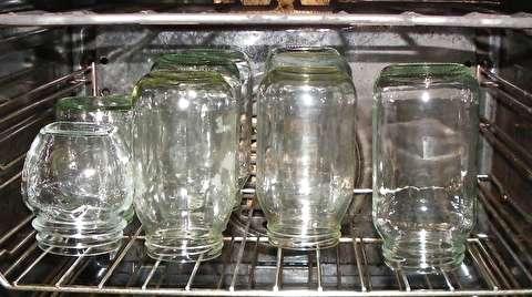 روش استریل کردن شیشه مربا و ترشی