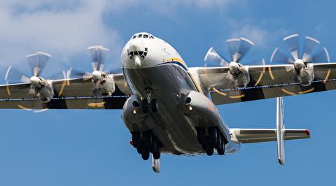 هواپیمای آنتونوف ایان-22، غول پرنده روسی
