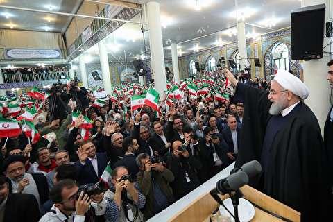 روحانی: از سرخهای در مذاکرات استفاده کردیم