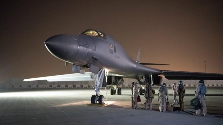 خطوط مقابله آمریکا با ایران در سوریه در حال شکل گیری است