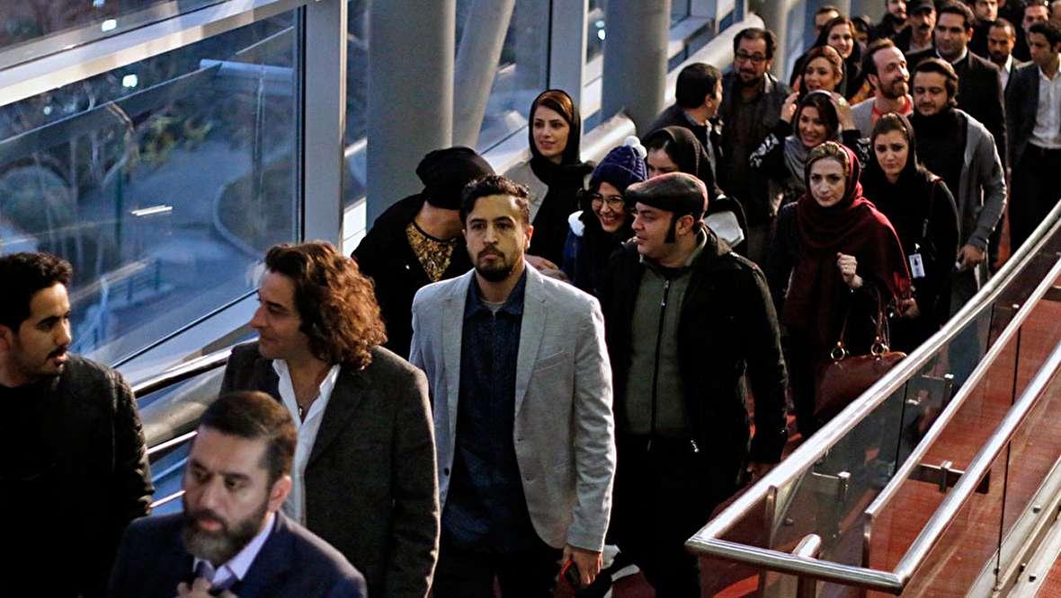 نخستین پوست هندوانه زیر پای مدیر تازه سینمای ایران در جشنواره فجر