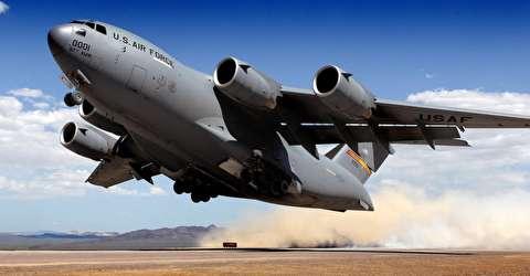 هواپیمای ترابری سنگین بوئینگ سی-۱۷ گلوبمستر ۳