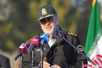 نگرانی فرمانده ناجا از افزایش کلاهبرداریهای اینترنتی