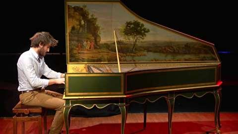 برداشتی از کنسرتو ایتالین باخ ؛ ژان روندو
