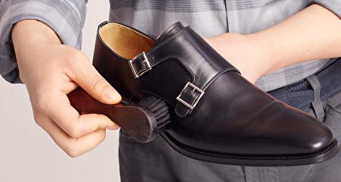 آموزش واکس زدن کفش های چرم در یک دقیقه