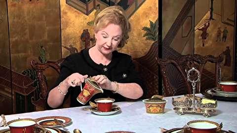 آداب نوشیدن چای و قهوه در مهمانیها