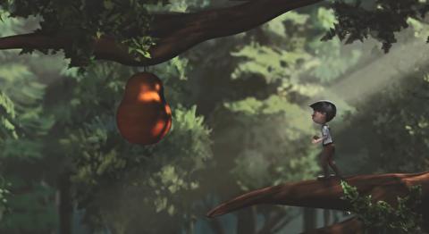 انیمیشن کوتاه یک داستان میوهای