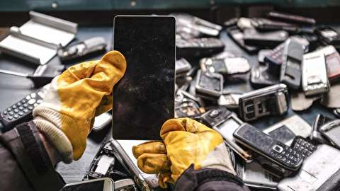 گوشیهای موبایل از چه ساخته شدهاند؟