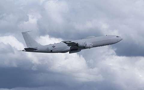 هواپیمای فرماندهی بوئینگ ایی-6 مرکوری