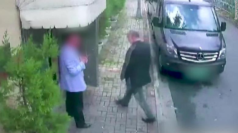 افشای جزئیات نوار ضبطشده از قتل خاشقجی: «نمیتوانم نفس بکشم»
