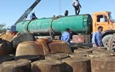 رمزگشایی از قاچاق سازمان یافته بنزین با بیش از ۷ هزار لنج با ظرفیت ۵۰ تا ۵۰۰ تن در مناطق جنوبی