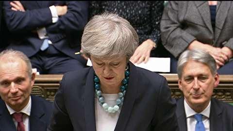 تمسخر نخست وزیر انگلیس در پارلمان این کشور