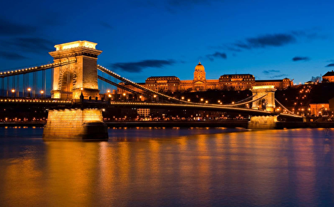 بوداپست از نمای نزدیک
