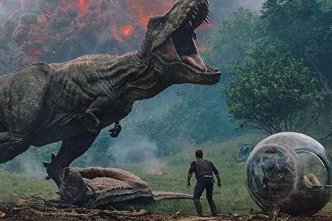 پشت صحنه فیلم سینمایی دنیای ژوراسیک: پادشاهی سقوط کرده
