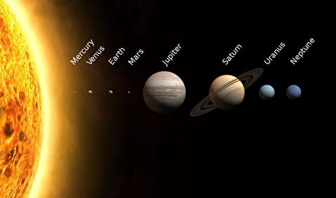 سیاره زمین چقدر بزرگ است؟