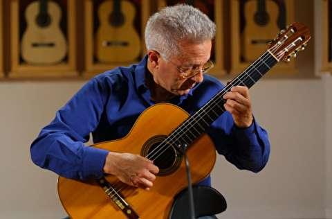 پدر موسیقی ؛ اییِن میچل