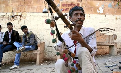 موسیقی خیابانی هندی